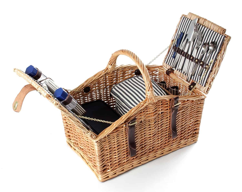 picknickkorb 4 personen archive picknickkorb24. Black Bedroom Furniture Sets. Home Design Ideas
