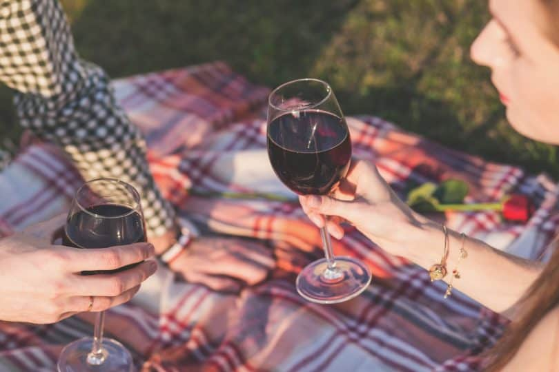 Picknickkorb 2 Personen - Romantik pur! 1